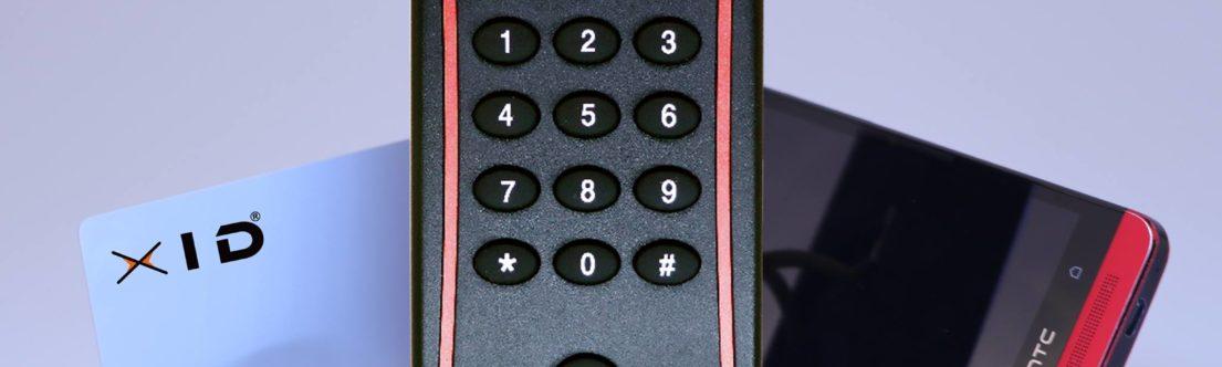 NFC считыватели контроля доступа