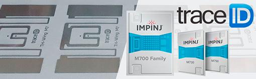новые метки Trace ID с чипом Impinj M700